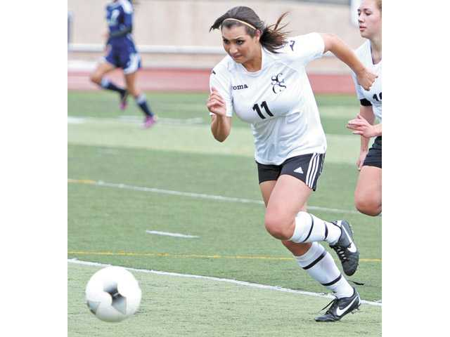 Christina Keoshian was chosen by SCCS as its co-Girls Athlete of the Year.