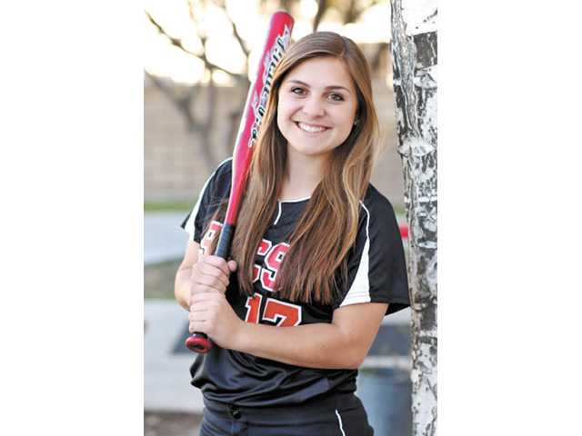 Kimberly Curry was chosen by SCCS as its co-Girls Athlete of the Year.