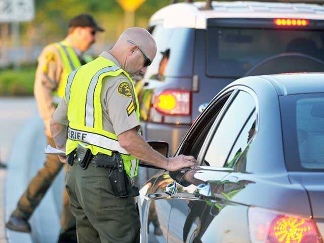 DUI arrests remain high in SCV