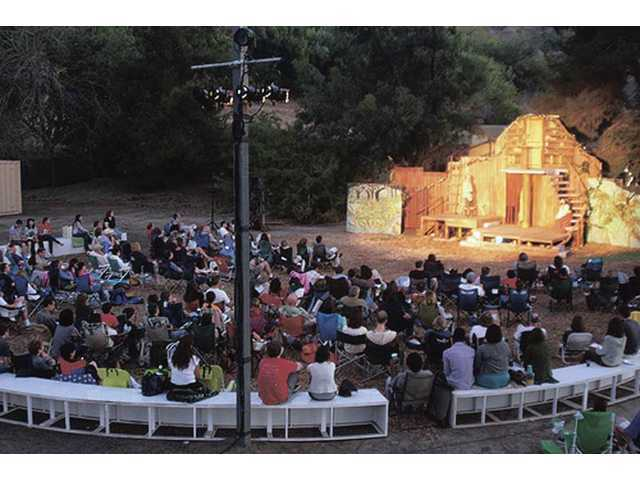 Santa Clarita Shakespeare Festival at Towsley Canyon
