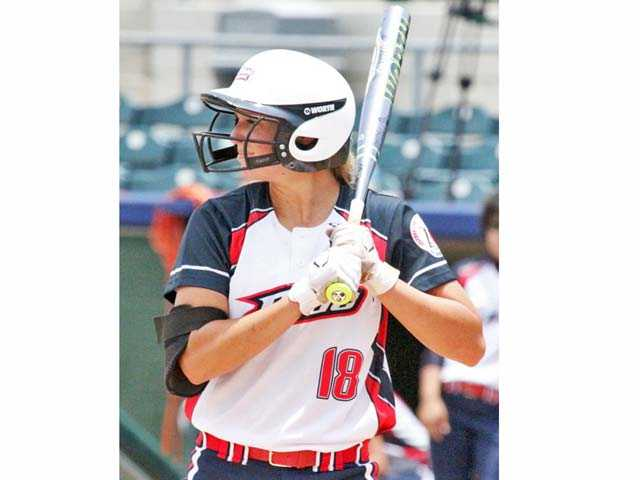 Hart High graduate Jessica Shults was drafted by the USSSA Pride of National Pro Fastpitch.