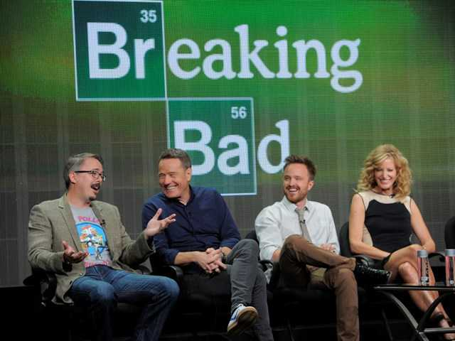 'Breaking Bad' documentary will follow drama's end
