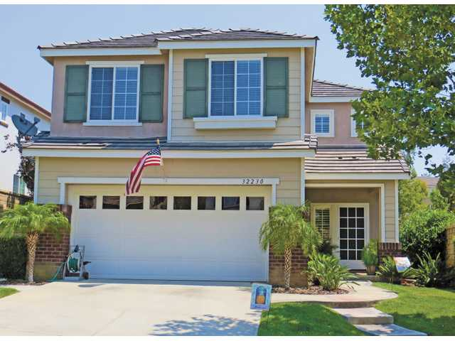 This home on Big Oak Lane in Castaic was listed for sale in July. Realtors say that sellers, with few exceptions, should list their homes with a Multiple Listing Service to get top offers and make the best deals.