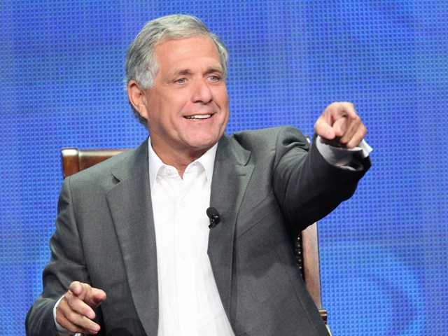 Leslie Moonves, President and Chief Executive Officer for CBS Corporation during the TCA Summer Press Tour 2013, on July 29, 2013 in Beverly Hills, Calif.