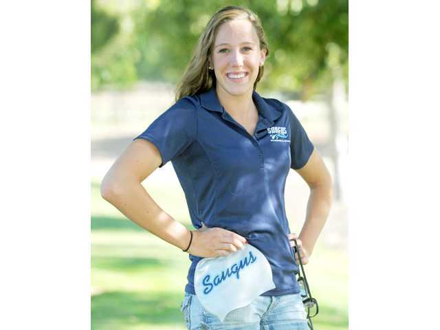 UPDATE: Abbey Weitzeil wins junior championship in 50 free