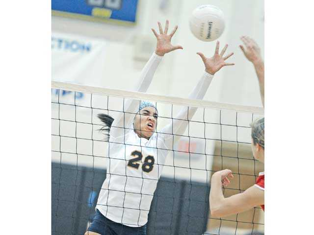 West Ranch senior Alexis Clewis is the only returning All-Santa Clarita Valley first teamer.
