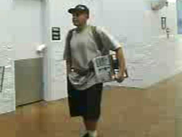Sheriff's Department officials are hoping someone can help them identify this man.