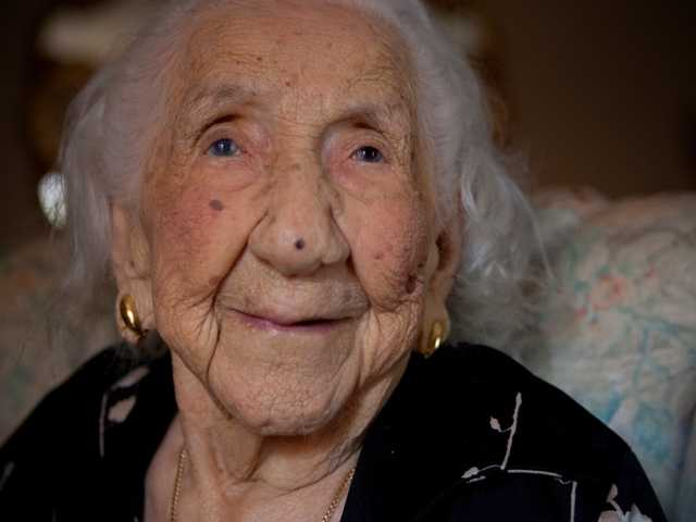 Oldest person born in Mexico dies in Calif. at 114