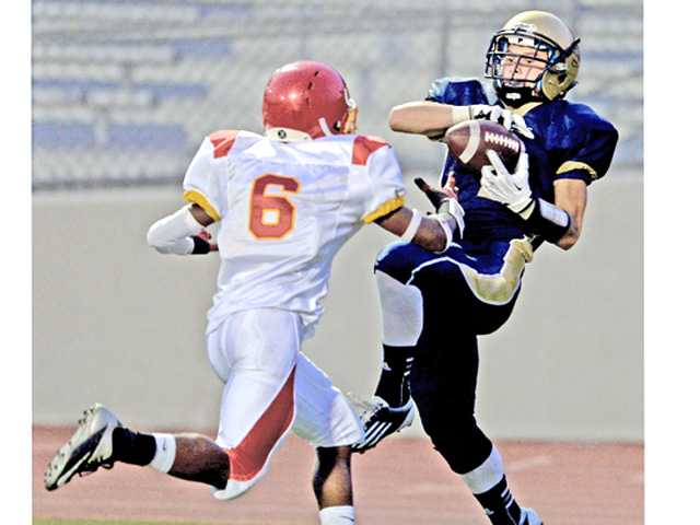 West Ranch football opens with a bang