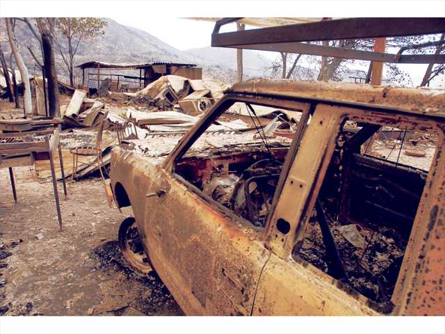 Facing the flames: Natural disasters in the SCV