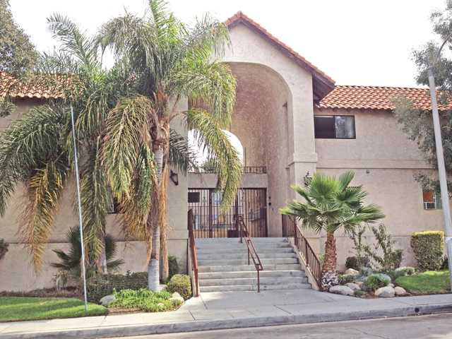 The apartment building located at 24200 Pine St. in Newhall sold for close to $6 million.