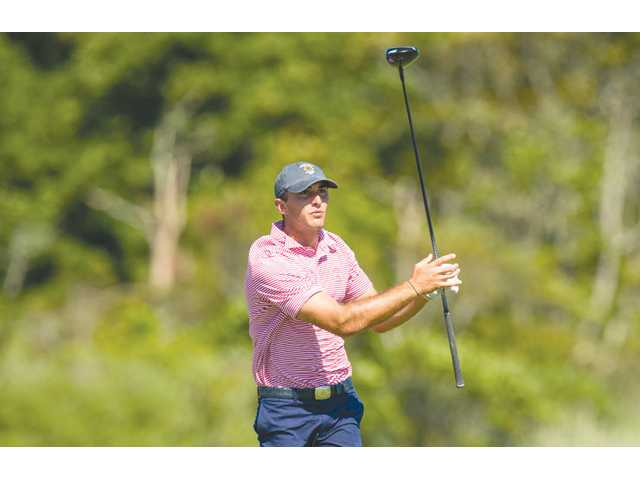 Max Homa, U.S. team start strong at Walker Cup