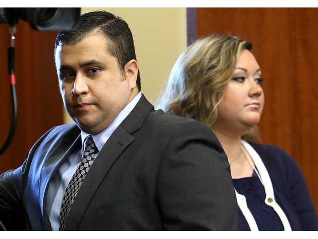 Zimmerman's wife won't press charges despite call
