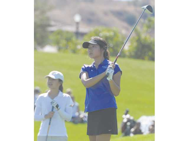 Valencia senior Joyce Kim is one of the few Foothill League top 10 individual finishers from last season returning to the fold for 2013.