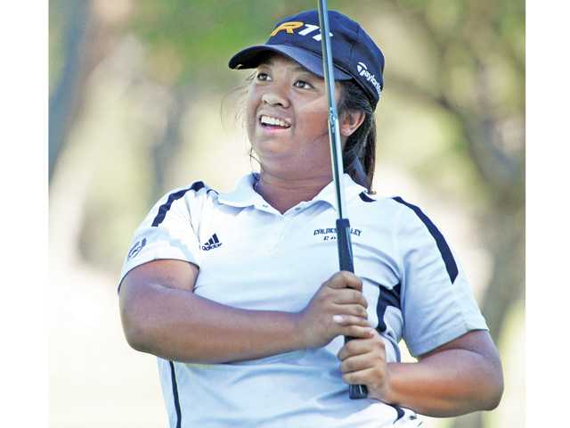 Golden Valley golf wins Foothill No. 1; Katie Corr medalist