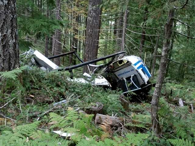 "A pilot killed when his helicopter crashed while attempting to lift logs in an Oregon forest has been identified as a former cast member of the History Channel series ""Ax Men."""
