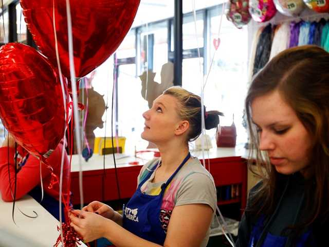 Although Party America is well-supplied, a nationwide helium shortage has made keeping the gas in stock difficult for many gift shops and other retailers.