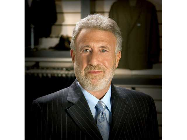 George Zimmer is the founder of Men's Warehouse.