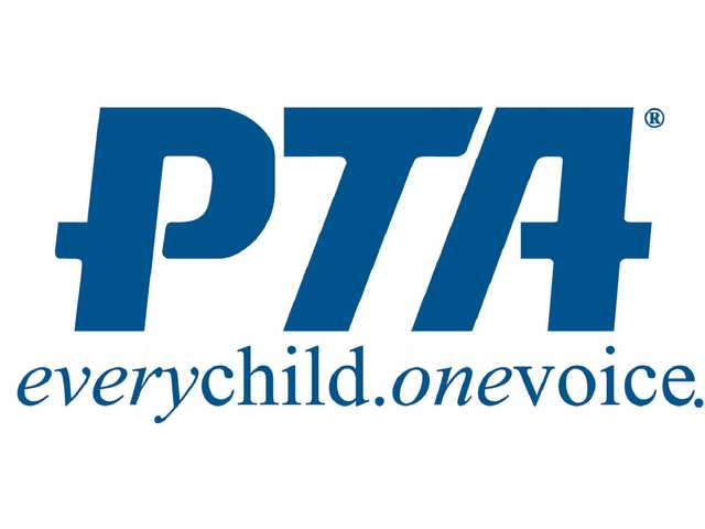 The official logo of the Parent Teacher Association.