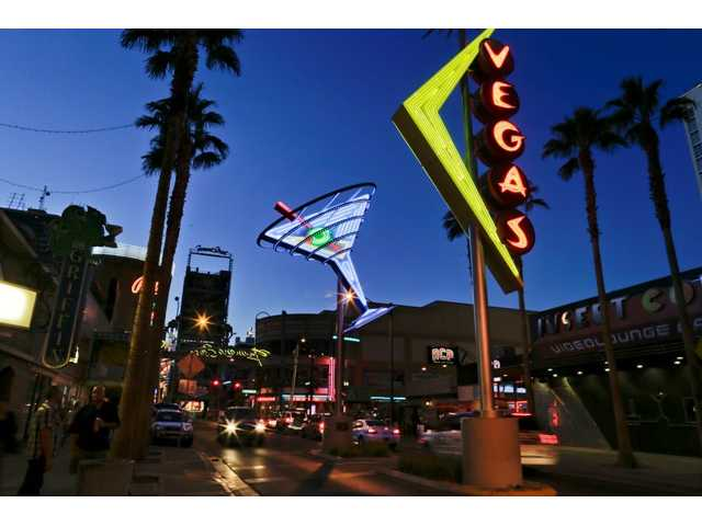 Vegas looks for attention with new music festival