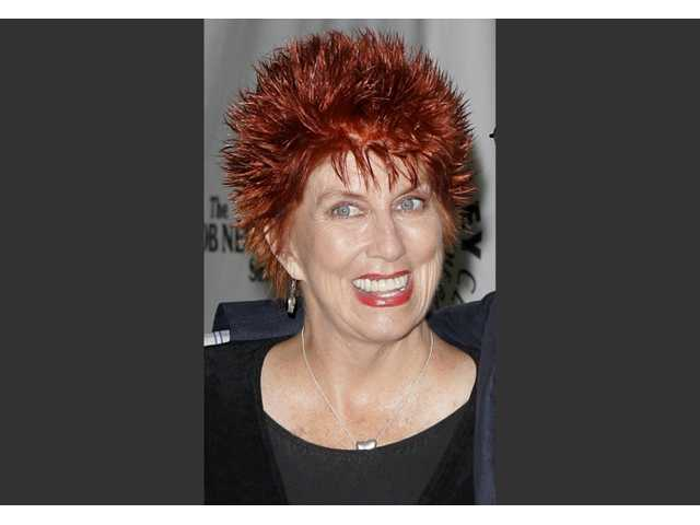 "This Sept. 5, 2007 file photo shows Marcia Wallace during TV Land's 35th anniversary tribute to ""The Bob Newhart Show"" in Beverly Hills."