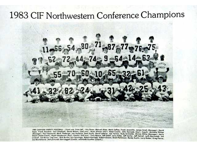 The 1983 Canyon Cowboys