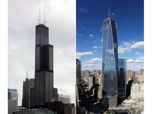 Height of 1 World Trade Center debated in Chicago
