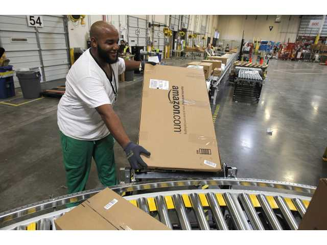 Amazon is teaming up with the U.S. Postal Service to deliver packages on Sundays. Delivery will be available this week to customers in the New York and Los Angeles metropolitan areas.