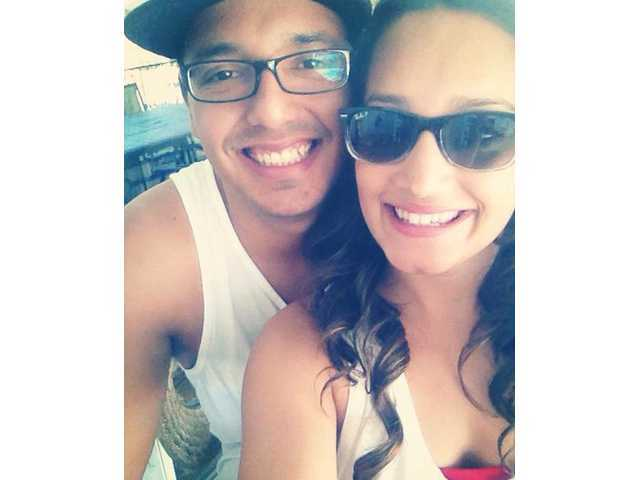 This courtesy photo shows Robert Corona Jr., 25, of Castaic, and Nicole Hoffman, 19, of Valencia, who died in Antelope Valley Hospital at separate times during the weekend after being injured in the crash Friday night.