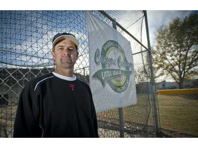 New Canyon Country Little League president Bill Picketts has been coaching baseball in the Santa Clarita Valley for the better part of two decades.