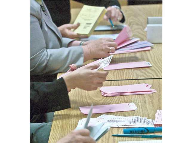 Santa Clarita examining extra ballot security