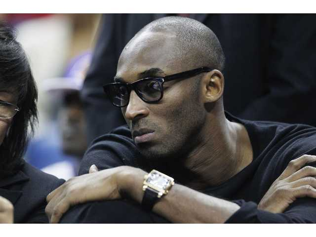 Los Angeles Lakers guard Kobe Bryant said a return from his Achilles injury is possible this month.