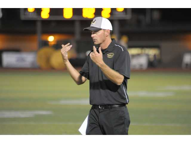 Fisher steps down as Golden Valley football coach