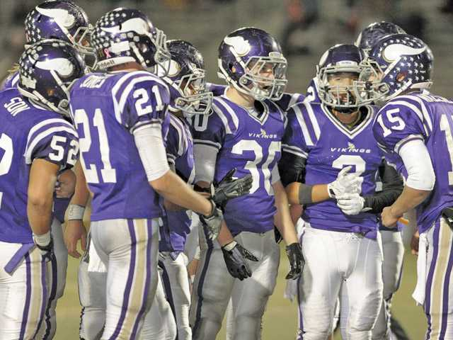 Valencia's high-powered offense will have its hands full with Saugus' defense tonight.