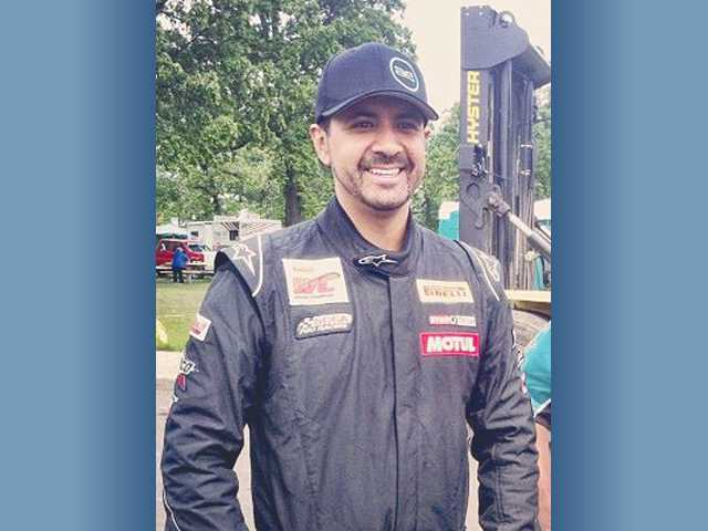 This June 2013 photo from the Facebook page of custom car shop Always Evolving shows Roger Rodas.
