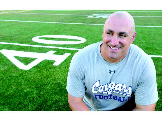 Iacenda to be COC's next full-time head football coach