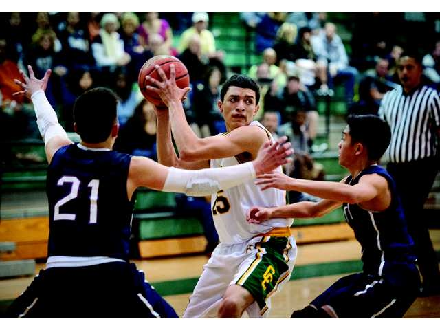 Canyon plays unwelcome host to Trinity