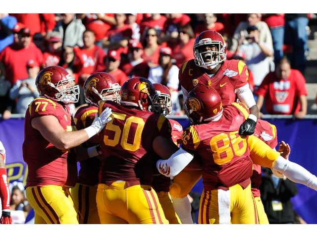USC finishes season strong
