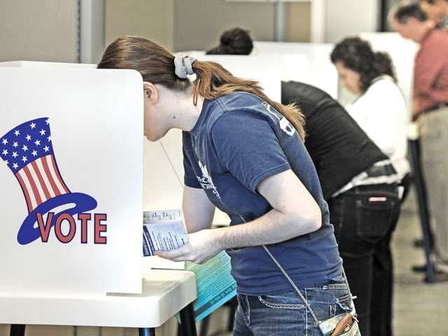 County eyes voting system improvements