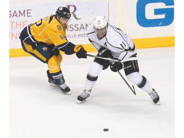 Last-second goal sinks Kings