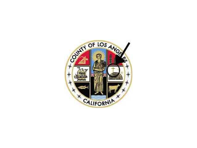 The Los Angeles County seal adopted in 1957 included a Christian cross.