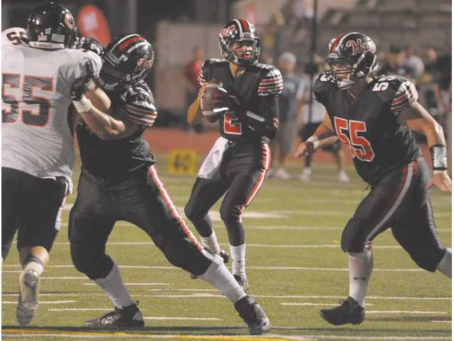 Hart quarterback Brady White was named to the MaxPreps.com Junior All-American Second Team.