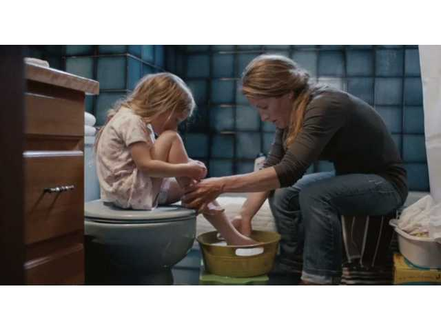 An image from a 'Thank You Mom' commercial by Procter & Gamble.