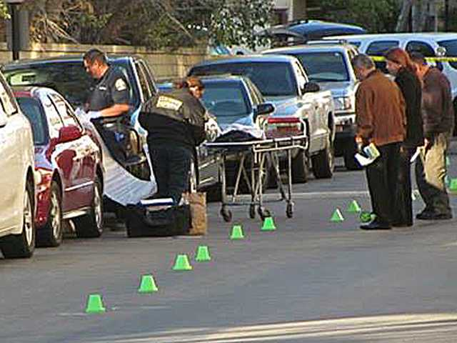 UPDATE: Detectives probe stabbing death in Canyon Country