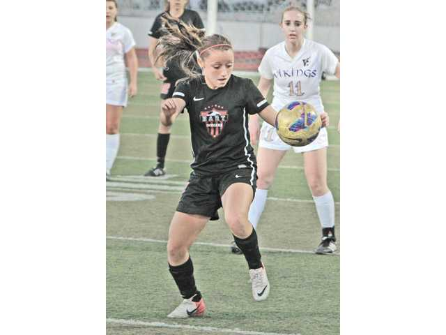 Hart's Sophia Cortes was an All-CIF selection in Southern Section Division II last season.