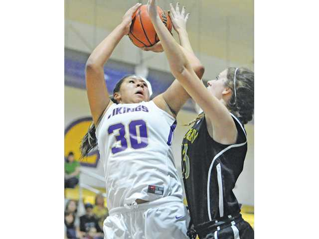Power shifts to Valencia girls hoops