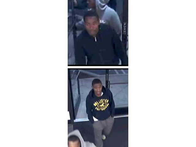 Santa Clarita Valley sheriff's detectives hope the public can help them identify four burglary suspects.