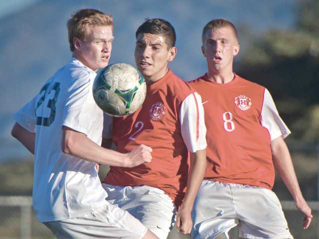 Foothill soccer coming to home stretch