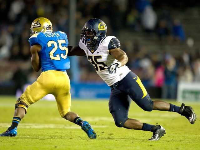 Cal defensive end Ted Agu dies suddenly