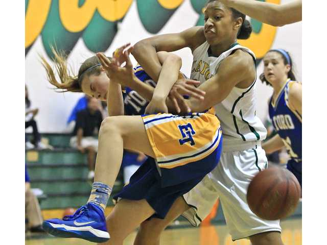 Canyon girls basketball rolls over El Toro